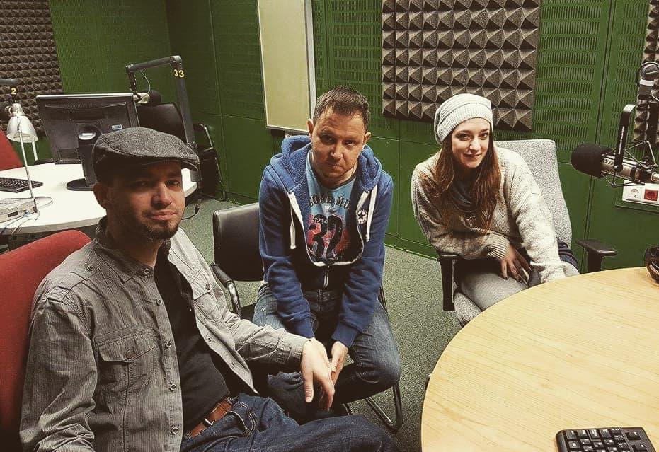 Interjún az MR2 Petőfi Rádióban